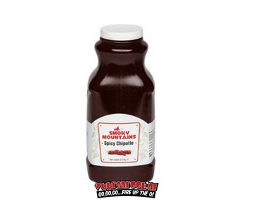 Smoky Mountains Smoky Mountains Spicy Chipotle BBQ Sauce