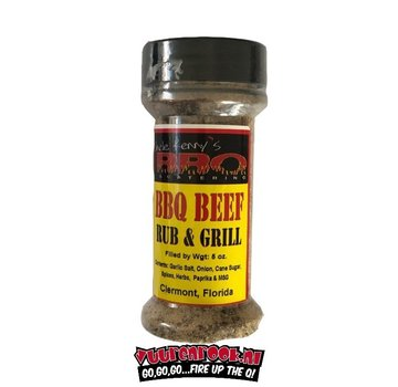 Uncle Kenny's Uncle Kenny's Beef Rub 4.9oz