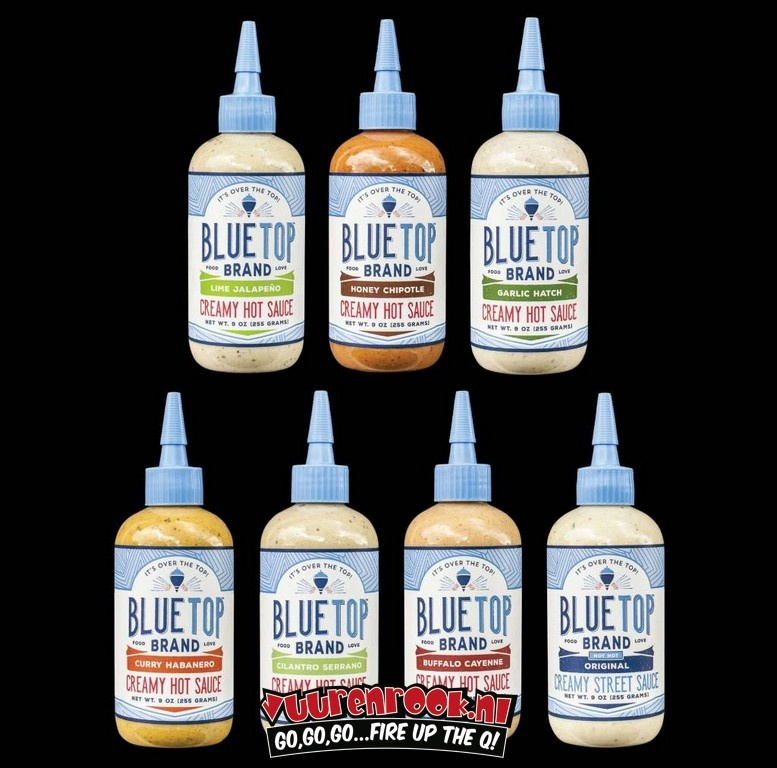 Blue Top Brand Blue Top Brand Curry Habanero
