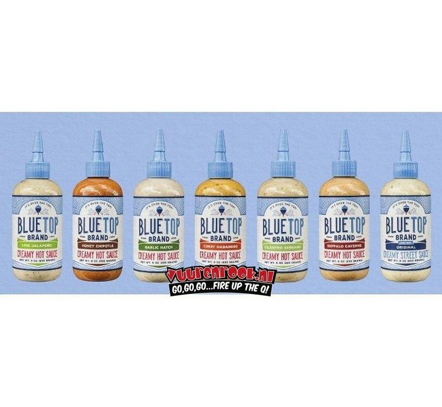 Blue Top Brand Honey Chipotle