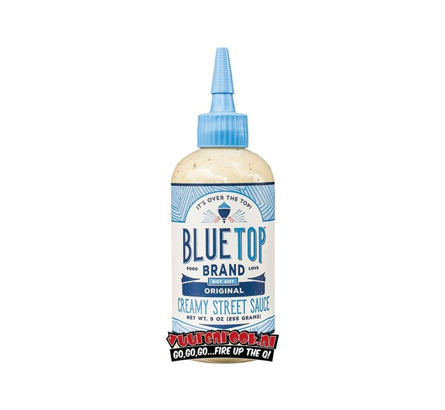 Blue Top Brand Original Street Sauce