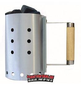 Ecobrasa Ecobrasa Stainless Steel Briquettes Starter 1 kilo