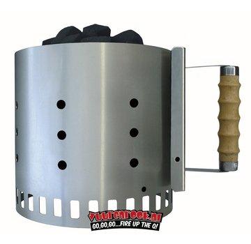 Ecobrasa Ecobrasa Stainless Steel Briquettes Starter 2 kilo