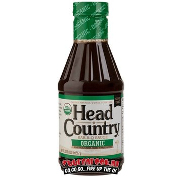 Head Country Head Country Organic BBQ Sauce 20oz