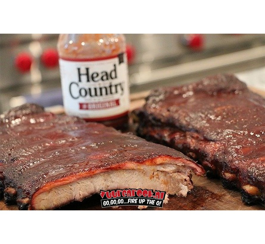 Head Country Organic BBQ Sauce