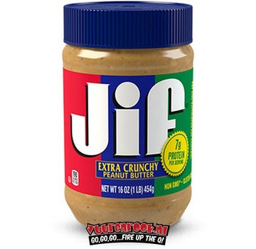 Jif Jif Peanut Butter Crunchy