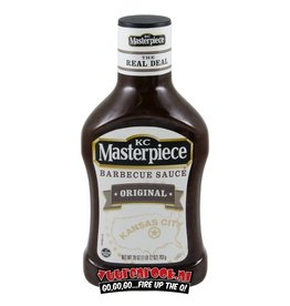 KC Masterpiece KC Masterpiece Original BBQ Sauce