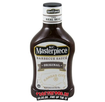 KC Masterpiece KC Masterpiece Original BBQ Sauce 19oz