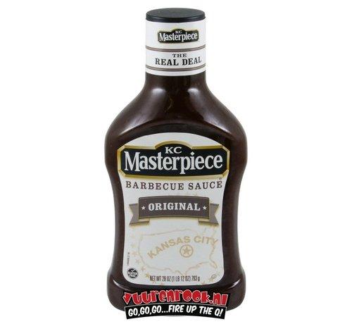KC Masterpiece KC Masterpiece Original BBQ Sauce 19oz