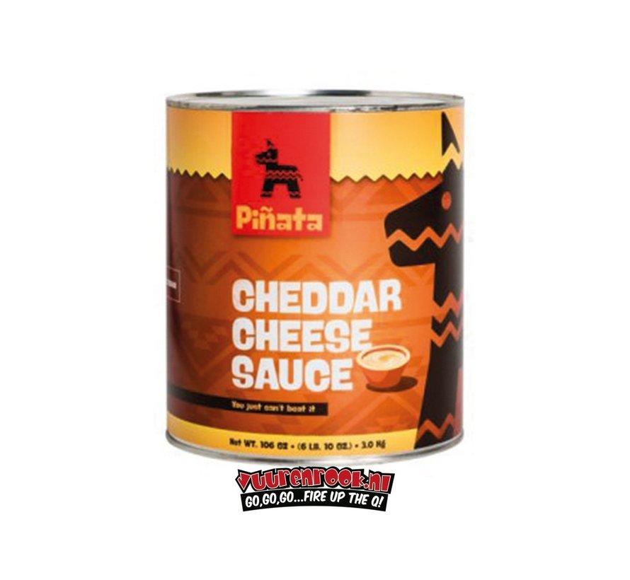Piñata Cheddar Cheese Sauce