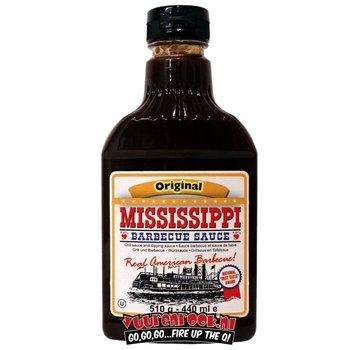 Mississippi BBQ Mississippi BBQ Sauce Original 17.9oz