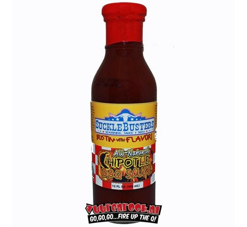 SuckleBusters SuckleBusters Chipotle BBQ Sauce 12oz