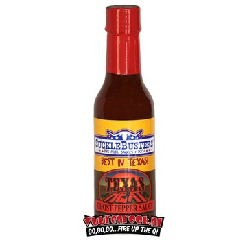 "SuckleBusters SuckleBusters ""Ghost"" Pepper Sauce Super Hot!"