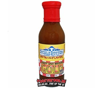 SuckleBusters SuckleBusters Sweet Spicy Mustard Gold BBQ Sauce