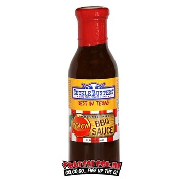 SuckleBusters SuckleBusters Peach BBQ Sauce 12oz