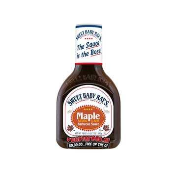 Sweet Baby Ray's Sweet Baby Ray's Maple BBQ Sauce