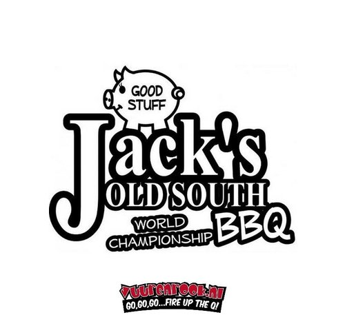 Jack's Old South Jack's Old South Tangy Sweet Rib Sauce (Myron Mixon)