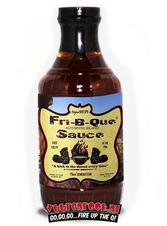 Mike Frison's Mike Frison's  Hot Fri-B-Que Sauce 16oz