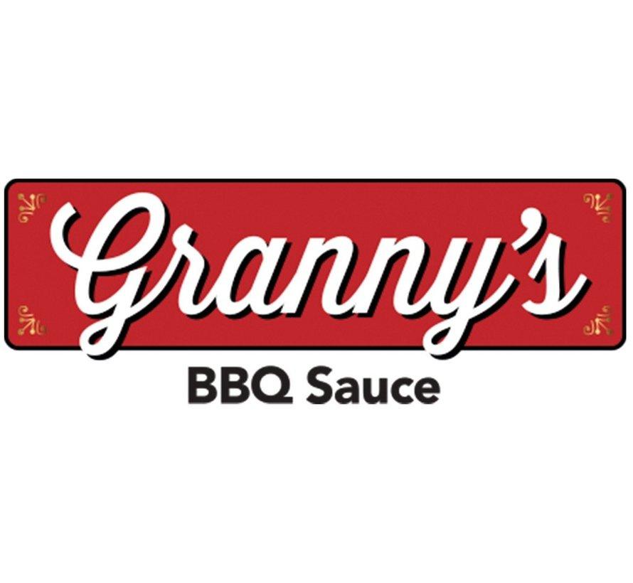 Granny's BBQ Sauce ½ Gallon