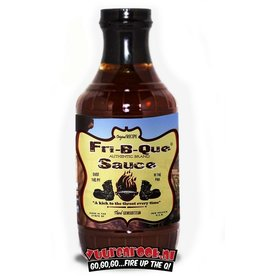 Mike Frison's Mike Frison's  Honey Chipotle Fri-B-Que sauce