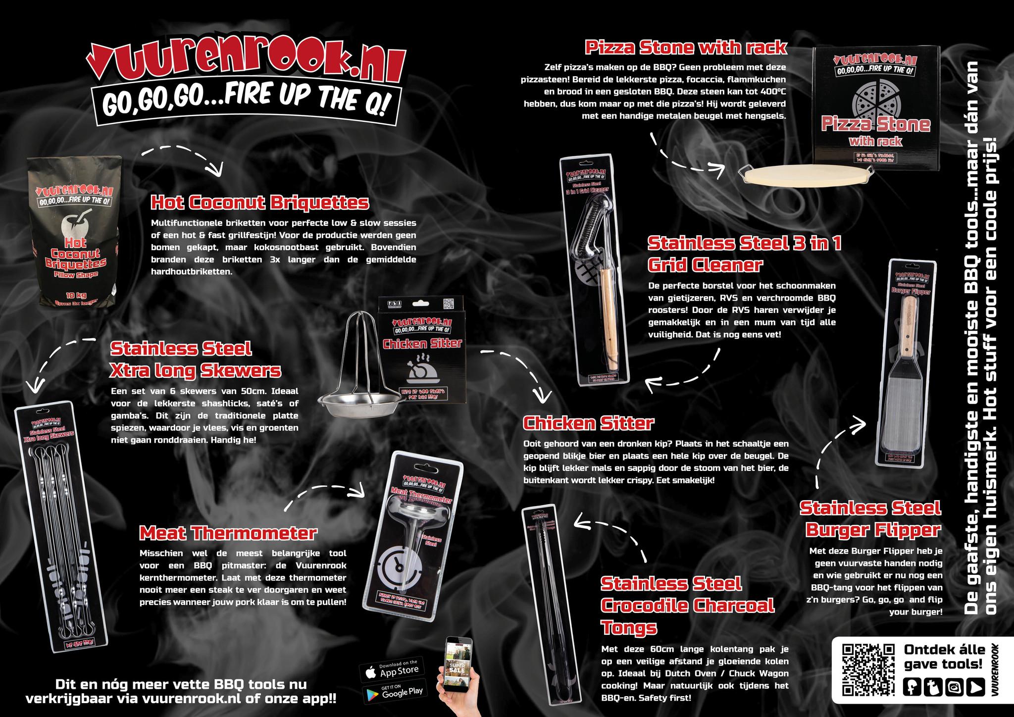 Vuur&Rook Vuur&Rook Pull Your Pork Deal