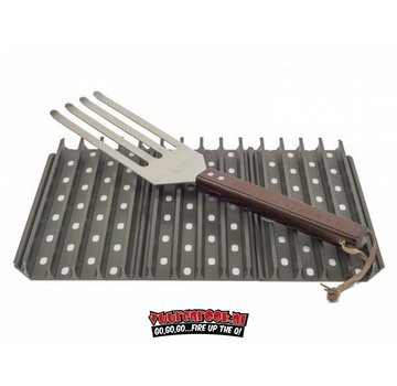 Weber The Original Grillgrate set tbv Weber Go Anywhere