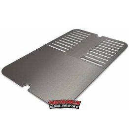 Weber Stainless Steel Grillrack/Plancha for Weber Go Anywhere