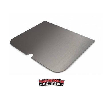 Weber Stainless Steel Plancha for Weber Go Anywhere