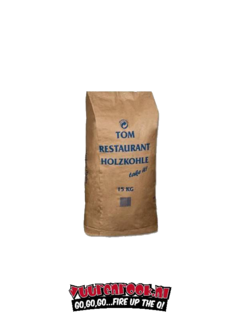 Tom Horeca Tom Horeca Steenbeuk Europa Houtskool 15 kg