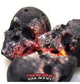Fomkohlen Skull Briquettes Gift set 3 pieces