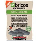 Bricos Bricos Coconut Briquettes 5 Kilo AA (Pillow Shape)