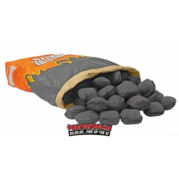 Pyrogrill Budget Pyrogrill Hardwood Briquettes 10 kg (Pillow Shape)
