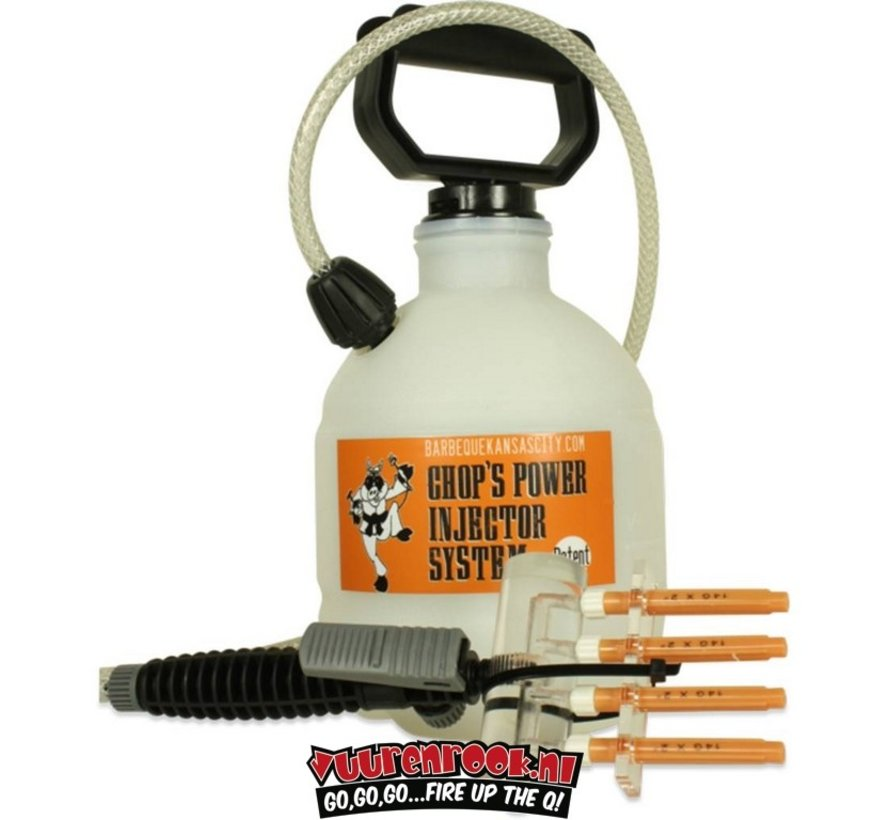 Chop's Power Injector 1/2 Gallone