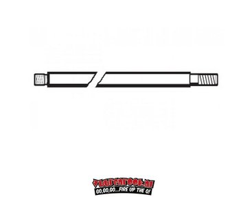f-dick F-Dick Support Rod for 12 Liter Model 2005