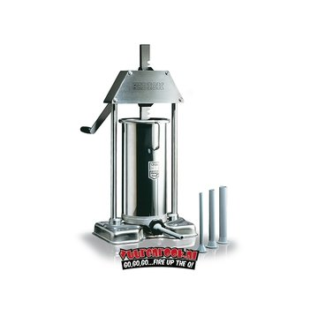 F-Dick F-Dick 12 Liter Sausage Filler, 2 Rotational Speeds