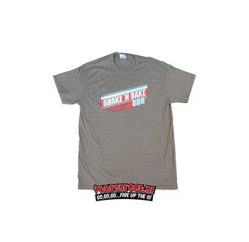 Shake 'n Bake BBQ T-Shirt Grey