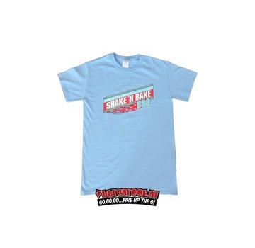 Shake 'n Bake BBQ T-Shirt Blau