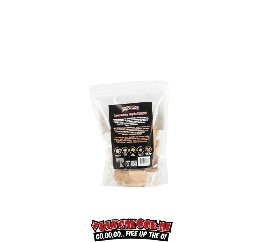 Vuur&Rook Low&Slow Appel Chunks 1.5 kg