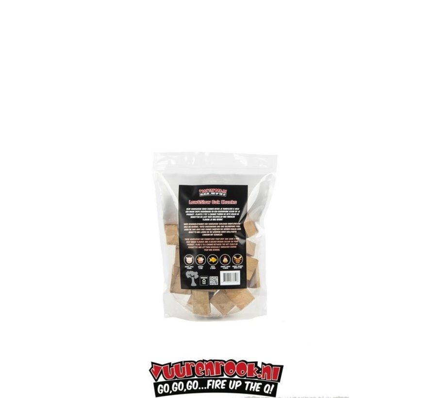 Vuur&Rook Low&Slow Oak Chunks 1.5 kg