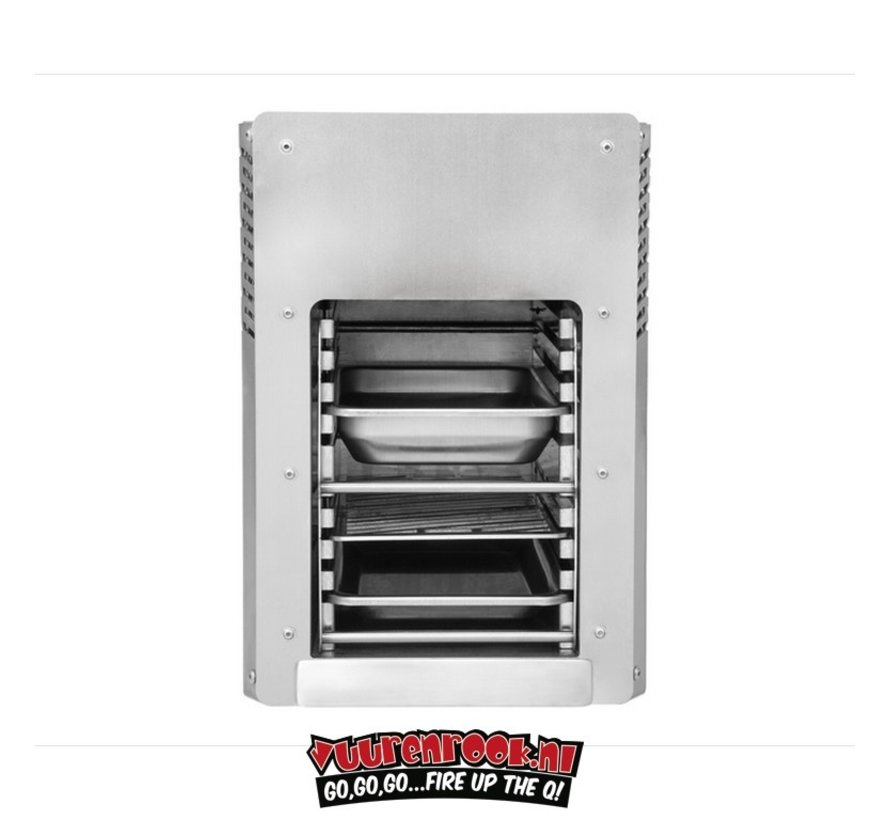 Mustang Gas Grill Beef Pro