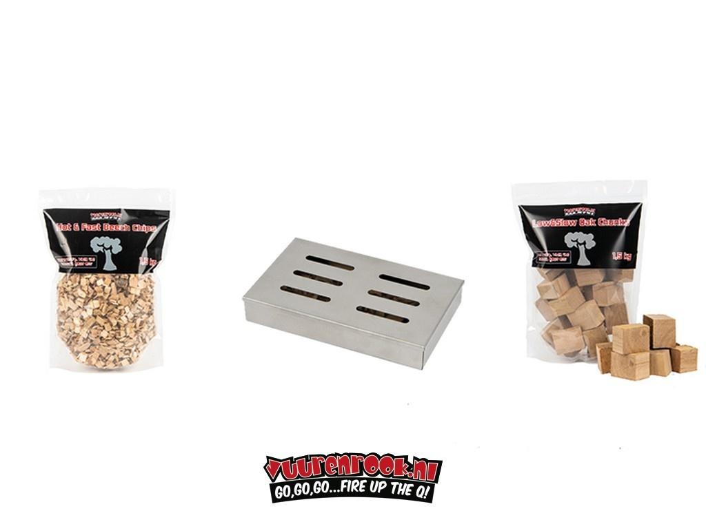 Vuur&Rook Vuur&Rook White Smoke Deal