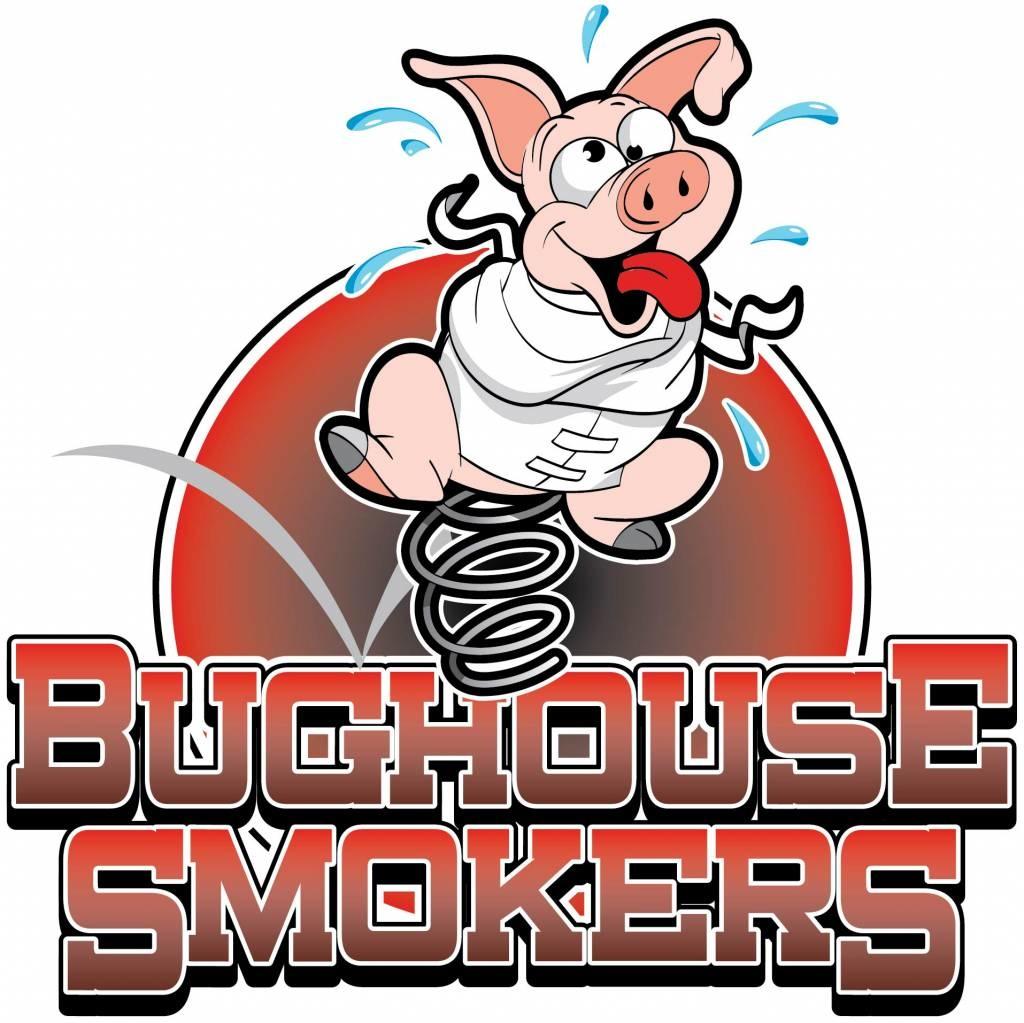 Home Made Bughouse Pulled Pork Grillwürste 10 x 80 Gramm