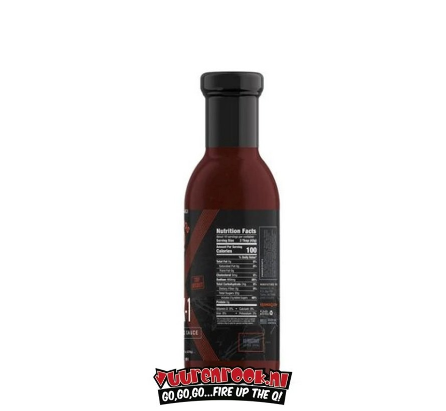 Kosmos OP X1 BBQ Sauce