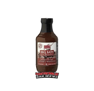 Sweetwater Sweetwater Spice Apple Chipotle BBQ Bath Brine 16oz