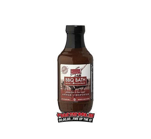 Sweetwater Sweetwater Spice Apple Chipotle BBQ Bath Brine