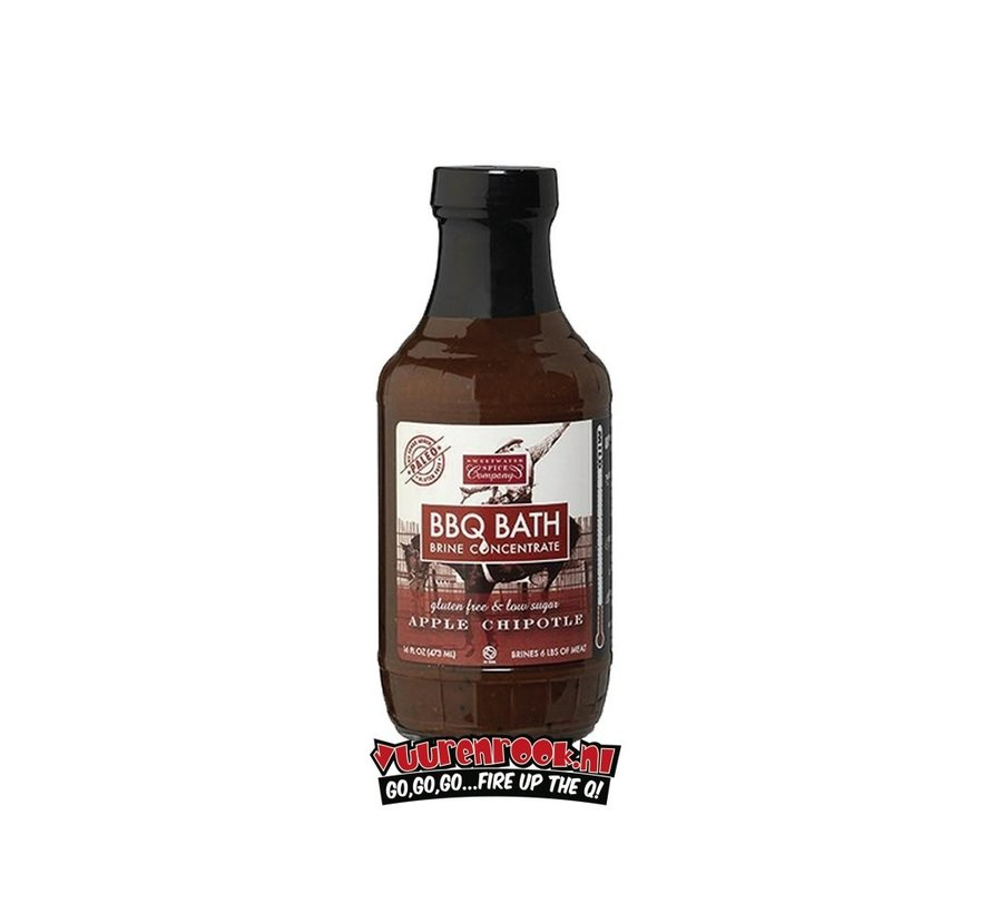 Sweetwater Spice Apple Chipotle BBQ Bath Brine