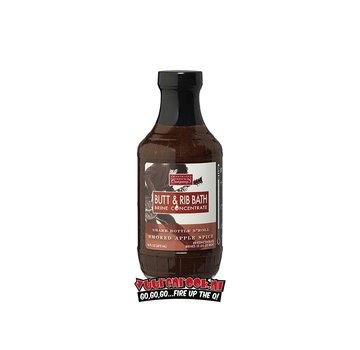 Sweetwater Sweetwater Spice Smoked Apple Spice Butt&Rib Bath Brine 16oz