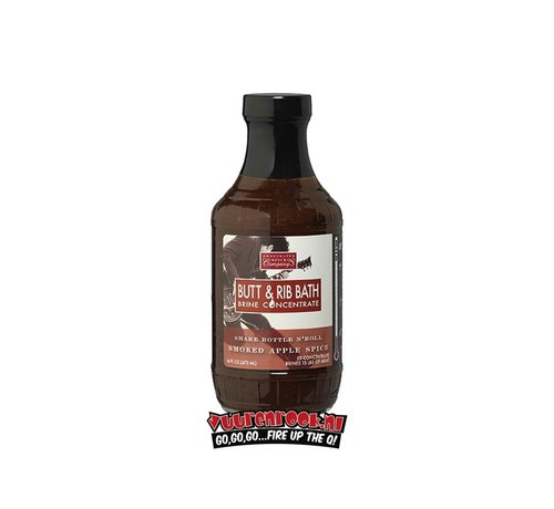 Sweetwater Sweetwater Spice Smoked Apple Spice Butt & Rib Bath Brine