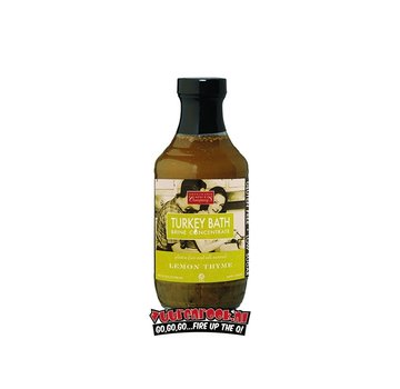 Sweetwater Sweetwater Spice Lemon Thyme Turkey Bath Brine 16oz