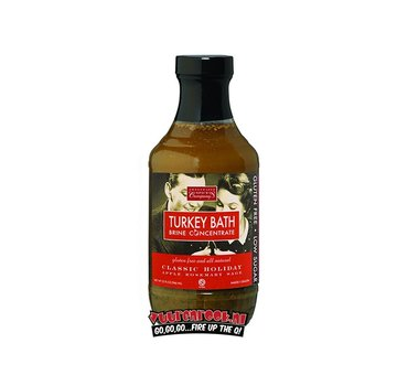 Sweetwater Sweetwater Spice Apple Rosemary Sage Turkey Bath Brine 4-Pack